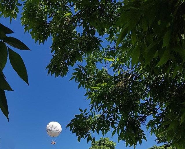 Ballon Parc André Citroen