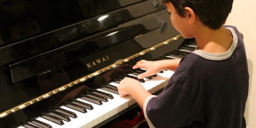 Cours de piano Enfant à Paris